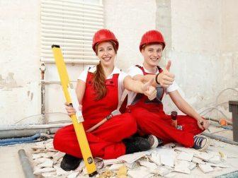 Baufacharbeiter Bewerbungsvorlage