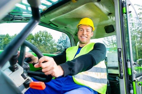 Baugeräteführer Bewerbung kostenlos