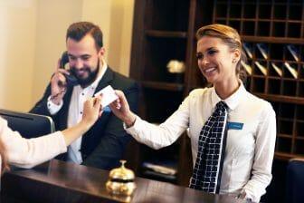 Bewerbungsgespräch Hotelfachfrau