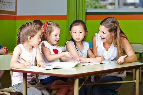 Bewerbungsmuster Kindergärtnerin