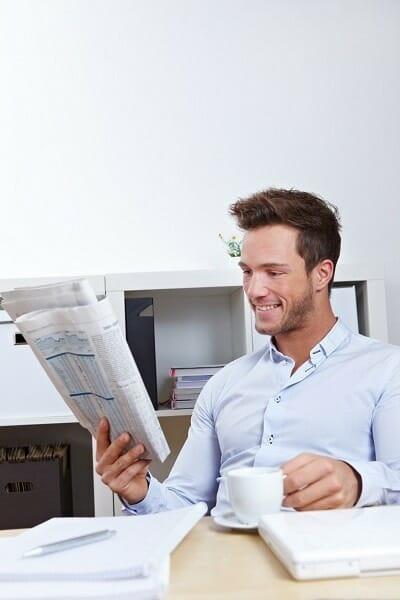 Die Suche nach Stellenangeboten