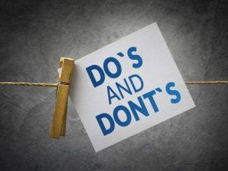 Grundregeln der Gesprächsführung