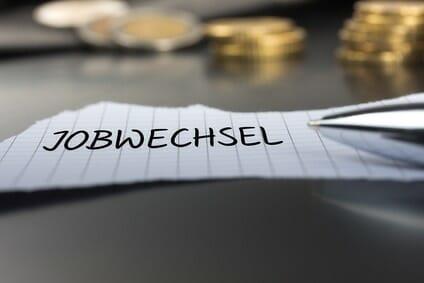 Bewerbung Jobwechsel