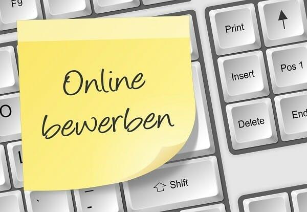 Wie funktioniert eigentlich die Kontaktaufnahme per Online Bewerbung?