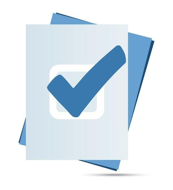 Telefonbewerbung Checkliste