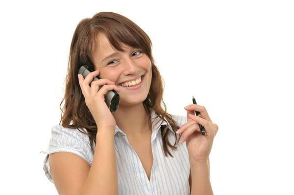 Die telefonische Bewerbung. Ein schwieriger Sonderfall.
