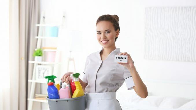 Vorstellungsgespräch Reinigungskraft