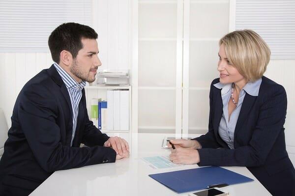 Kennenlernen bewerbungsgespräch